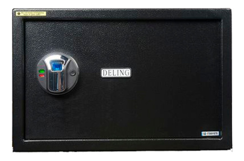 Caja Fuerte De Seguridad Biometrica Huella Dactilar Llave