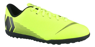 Chuteira Society Nike Mercurialx Xii Club Jr Ah7355 | Katy