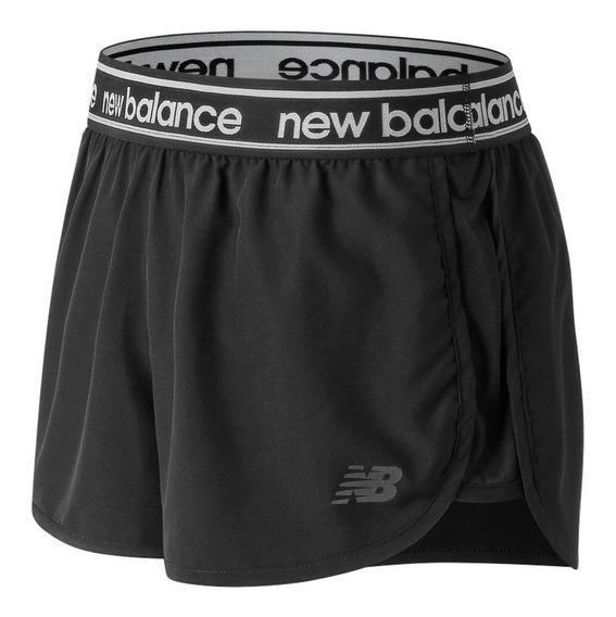 Shorts New Balance Accelerate 2.5in | Feminino