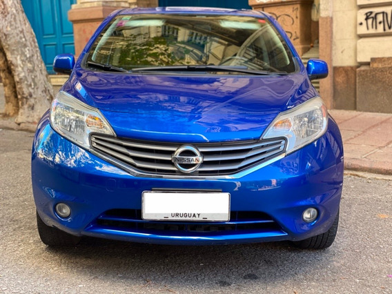 Nissan Note 1.6 Advance Extra Full Manual 2013 Dta Iva