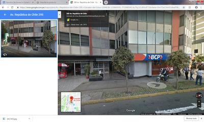 Oficina - Edificio Corporativo En Cercado/jesús Maria