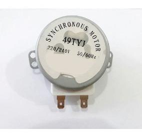 Motor De Microondas E Chocadeiras 2.5 / 3 Rpm 110v