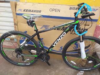 Bicicleta Venzo Rodado 29 Freno Hidraulico