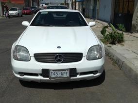 Mercedes Benz Clase Slk , Factura Original , Bonito