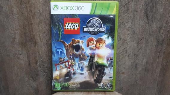 Lego Jurassic World Xbox 360 Original