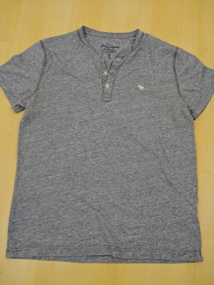 Camiseta Abercrombie (henley)