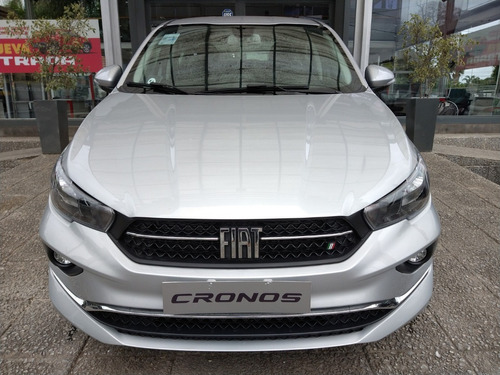 Fiat Cronos Precision 1.8 Pack Style My21
