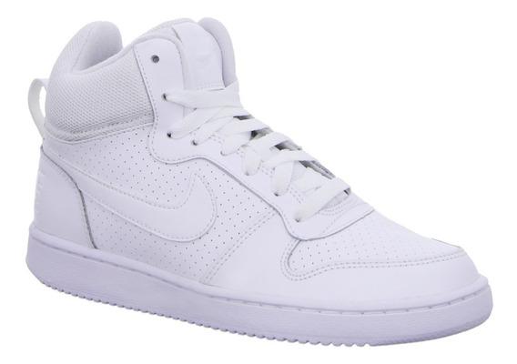 Tênis Nike Court Borough Mid Compre Original Na Caixa Tam 38