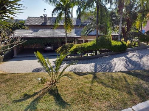 Casa Com 4 Dormitórios À Venda, 570 M² Por R$ 2.100.000,00 - Residencial Euroville - Carapicuíba/sp - Ca4551