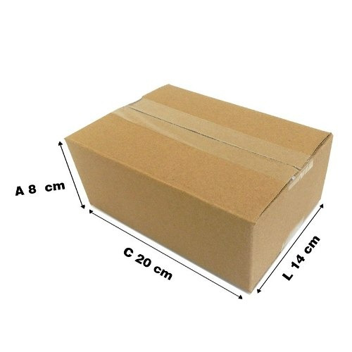 150 Caixas De Papelão Dº4 20x14x8 Cm Bijuteria, Envios