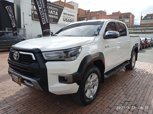 Imagen 1 de 13 de Toyota Hilux Dc 4x4 2018