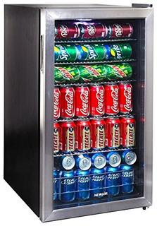 Refrigerador Y Refrigerador De Bebidas Newair, Mini Refriger