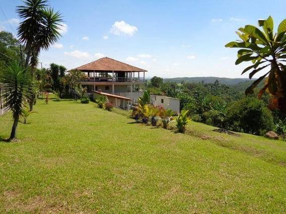 Sítio Com 4 Dormitórios À Venda, 29784 M² Por R$ 420.000,00 - Parque Residencial Itapeti - Mogi Das Cruzes/sp - Si0014