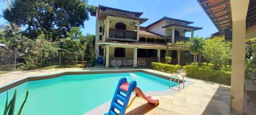 Imagem 1 de 11 de Casa Com 5 Quartos, 440 M² Por R$ 1.500.000 - Engenho Do Mato - Niterói/rj - Ca21127