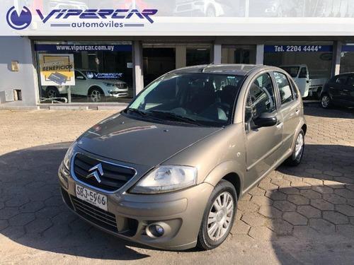 Citroën C3 U$s 2000 Y Cuotas En Pesos 1.6 2010 Impecable!