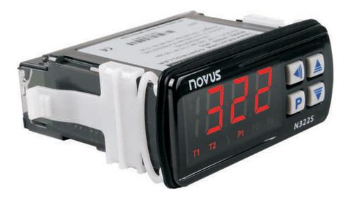 Imagen 1 de 4 de Controlador De Temperatura Novus N322 Ntc