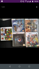 Jogos 3ds Nintendo