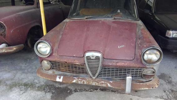 Alfa Romeo Jk 1966