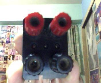 Conector De Corneta Para Amplificador Chino