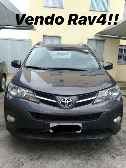 Toyota Rav4 2.0 4x4 Aut. 5p 2014