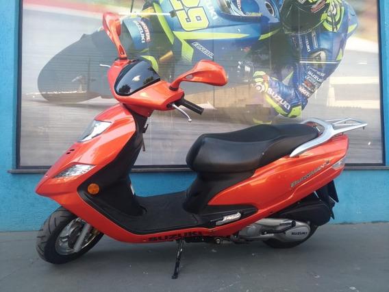 Suzuki Burgman 125 Injeção Impecavel
