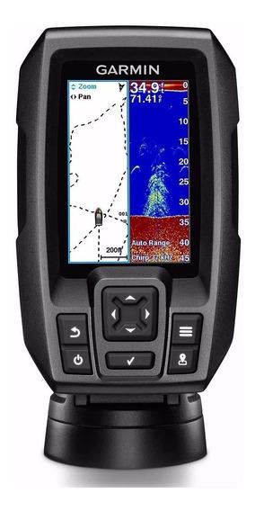 Gps Sonar Garmin Striker 4 - Localizador De Pesca - Novo