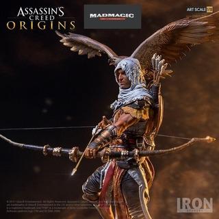 Assassins Creed Origins Iron Studios Deluxe