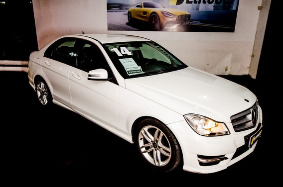 Mercedes-benz C 180 1.6 Cgi Touring 16v Turbo Gasolina 4p