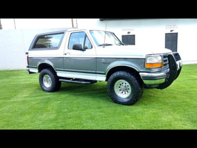 Ford Bronco 1992 Impecable 4x4