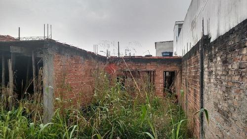 Terreno Na Vila Santa Clara, São Paulo - - Af16621