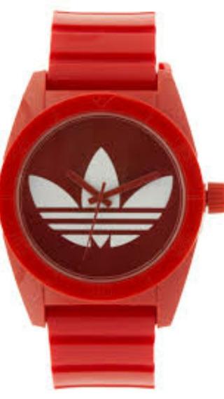Kit 3 Relógios Emborrachado Redondo Modelo Adh2655z Promoção