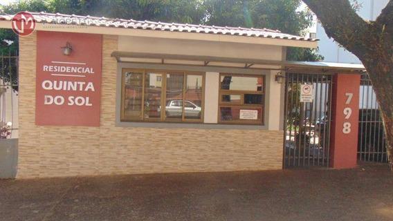 Apartamento Com 2 Dormitórios À Venda, 42 M² Por R$ 145.000,00 - Claudete - Cascavel/pr - Ap0213