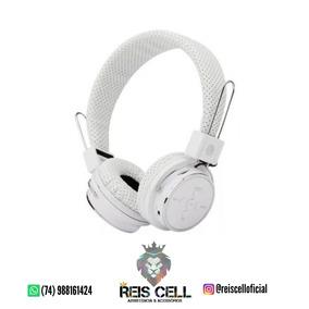 Fone Sem Fio Headphone Bluetooth Radio Micro Sd Favix B-05