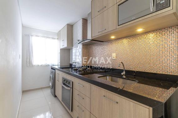 Apartamento Com 2 Dormitórios À Venda, 52 M² Por R$ 249.000 - Santa Claudina - Vinhedo/sp - Ap2827