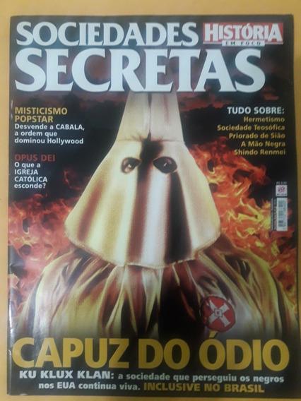 Revista História Em Foco - Sociedades Secretas