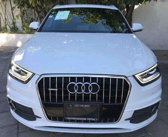 Audi Q3 2015 5p S Line L4/2.0/t Aut
