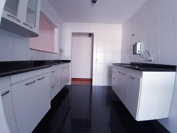 Apartamento Em Jardim Marajoara, São Paulo/sp De 90m² 3 Quartos À Venda Por R$ 440.000,00 - Ap288693
