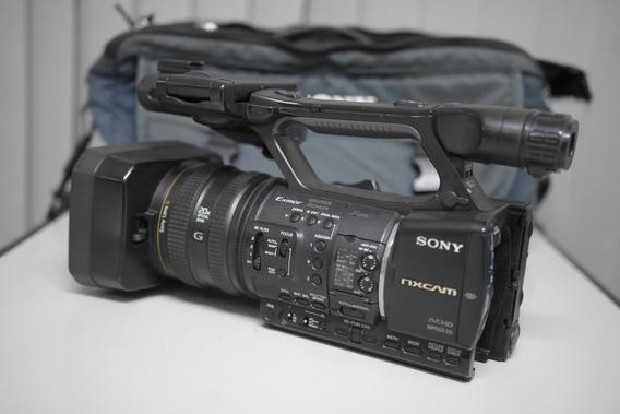 Câmera Sony Nx5-u. Usada