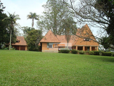Chácara Residencial À Venda, Dos Finco, São Bernardo Do Campo. - Ch0089