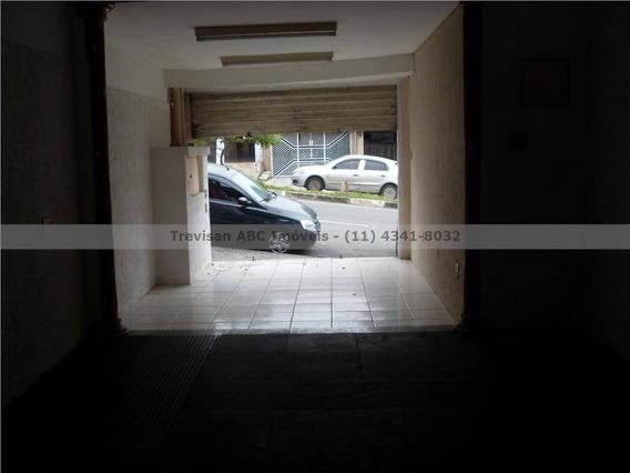 Salão Comercial Para Locação Planalto/sbc: 50m² Próximo A Av. Robert Kennedy - Sl0027