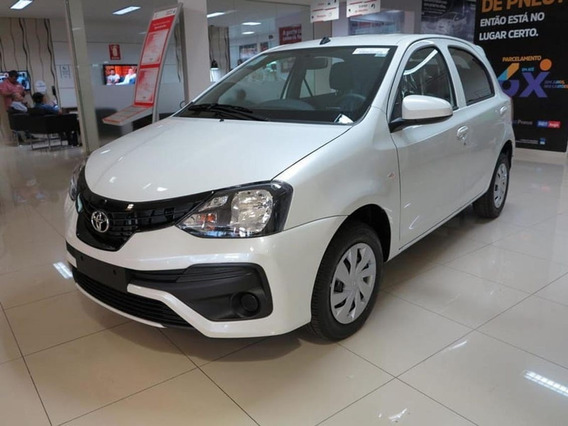 Toyota Etios 1.3 X 16v Aut.