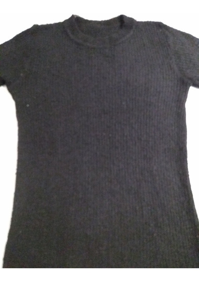 Pullover Negro Talle L