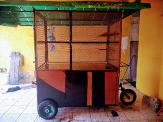 Carro Para Lanche Ou Guaraná