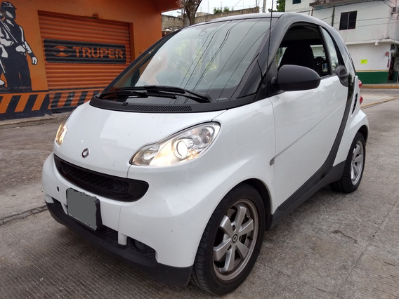 Smart For Two Coupe Black And White Mhd 1 Lt 95 Mil Pesos