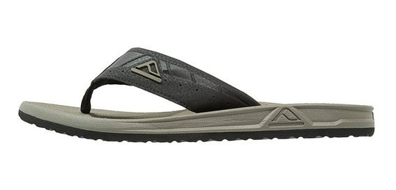 Reef Ojotas Phantoms Black/olive (3055)