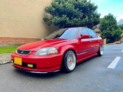 Honda Civic 1996 1.6 Ex Vtec 4 P