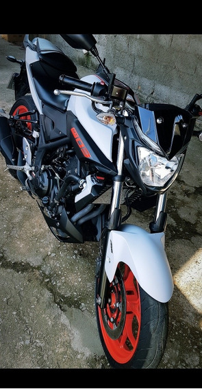 Yamaha Mt03 2019/2020
