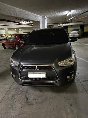 Mitsubishi Asx 2016  Blindado