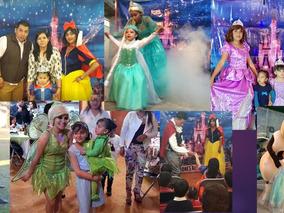 Show Princesas, Super Héroes,luz Y Sonido,botargas Animacion