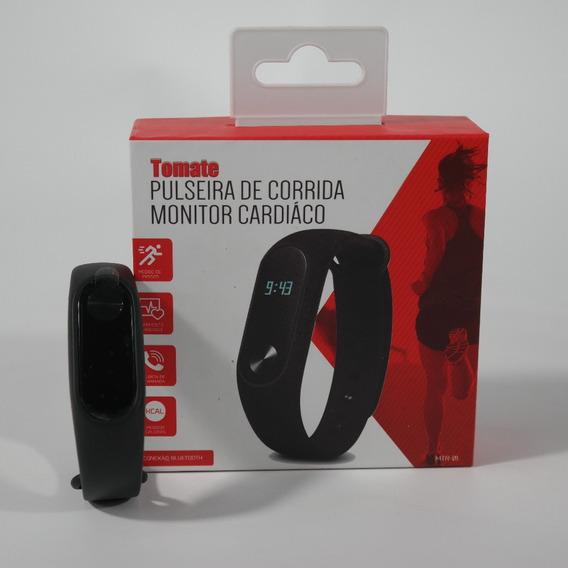 Pulseira Bluetooth De Corrida Monitor Cardiaco Tomate Mtr-01